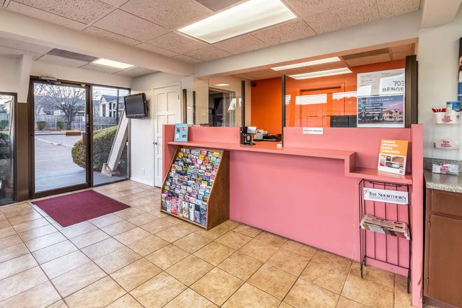 Motel 6, Arlington,tx - Uta - Arlington - Front desk