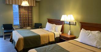 Cabarrus Inn - Concord - Habitación