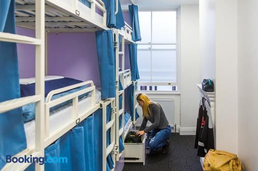 Smart Russell Square Hostel - London - Phòng ngủ