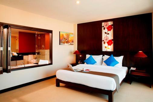 Andakira Hotel - Bãi biển Patong - Phòng ngủ