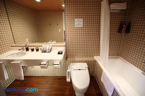 Sutton Hotel Hakata City - Fukuoka - Phòng tắm
