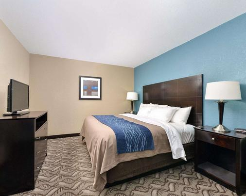 Comfort Inn and Suites Springfield - Springfield - Makuuhuone