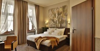 Hotel Amber Design - Cracovia - Camera da letto