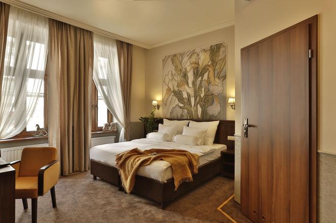 Hotel Amber Design - Κρακοβία - Κρεβατοκάμαρα