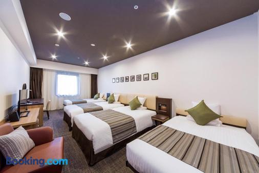 Hotel Mystays Premier Kanazawa - Kanazawa - Bedroom