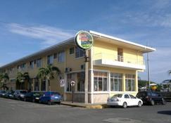 Park Hotel - Limón - Edificio