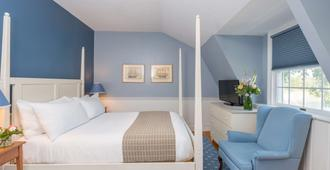 The Breakwater Inn And Spa - Kennebunkport - Bedroom
