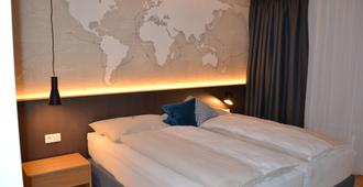 Jufa Hotel Hamburg Hafencity - Hamburg - Bedroom