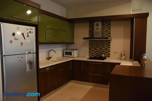 貝爾梅森公寓飯店 - 伊斯坦堡 - 廚房