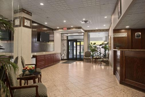 Travelodge by Wyndham Cambridge - Waterloo - Cambridge - Lobby