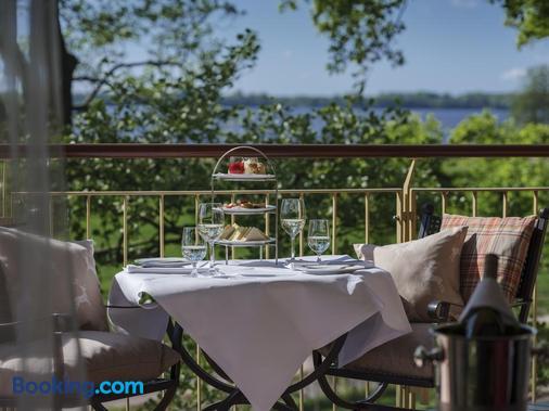 Romantik Hotel Jagdhaus Eiden am See - Bad Zwischenahn - Balcony