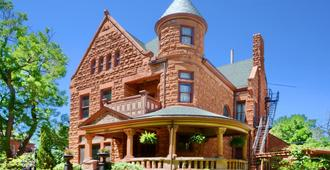 Capitol Hill Mansion Bed and Breakfast Inn - Denver - Byggnad