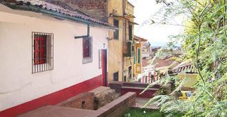 Hostal Baluarte La Candelaria - Bogotá - Outdoor view