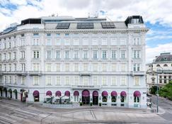 Hotel Sans Souci Wien - Вена - Здание