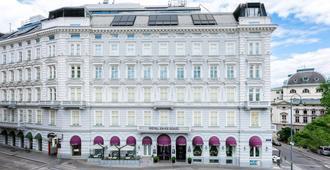 Hotel Sans Souci Wien - Viena - Edificio