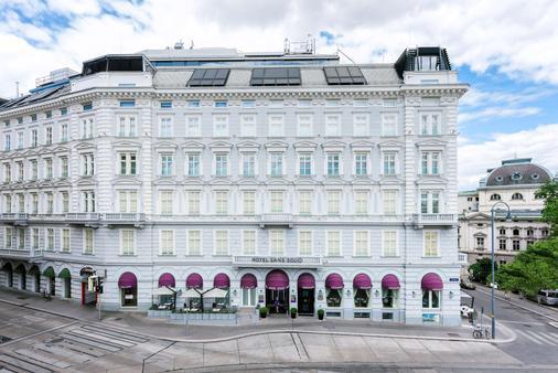 Hotel Sans Souci Wien - Vienna - Building