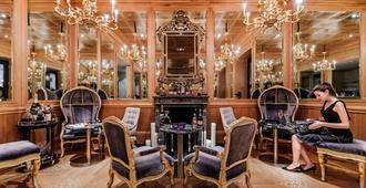 Sans Souci Vienna - Vienna - Area lounge