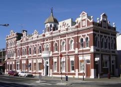 Victoria Railway Hotel - Инверкаргилл - Здание