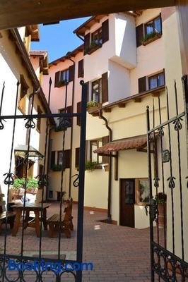 Hotel Villa Franca - Sighisoara - Building