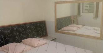 Hotel Flert Santana - Σάο Πάολο - Κρεβατοκάμαρα