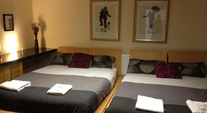 The Kingscliffe Guesthouse - Manchester - Bedroom