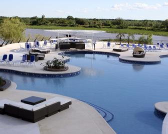 Resort Yacht Y Golf Club Paraguayo - Asuncion - Pool