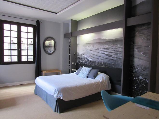 Hôtel De La Loge - Perpignan - Makuuhuone