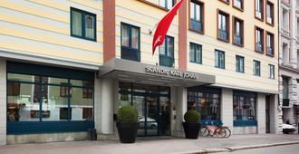 Scandic Karl Johan - Oslo - Toà nhà