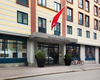 스칸딕 칼 요한 - 오슬로 - 건물