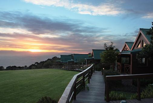 Misty Mountain Lodge And Chalets - Stormsrivier - Outdoors view