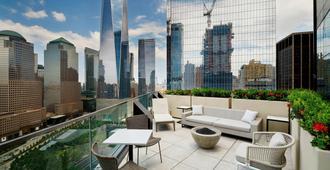 Courtyard by Marriott New York Downtown Manhattan/World Trade Center Area - New York - Balcon