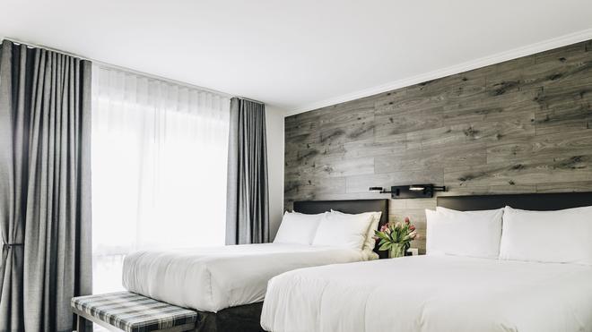 The Hotel on Pownal - Σαρλότετάουν - Κρεβατοκάμαρα