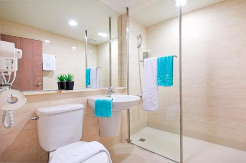 53 Hotel - Taichung - Μπάνιο
