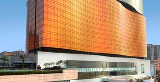MGM Macau - Macau (Ma Cao) - Toà nhà
