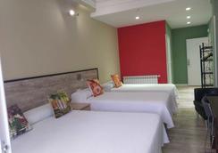 Blue Bilbao - Bilbao - Bedroom