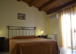 鋁伽利略西西里酒店 - 巴勒摩 - 巴勒莫 - 臥室