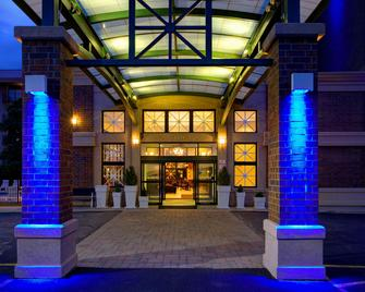 Holiday Inn Express Rolling Meadows - Schaumburg Area, An IHG Hotel - Rolling Meadows - Gebäude