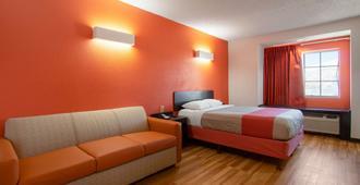 埃爾帕索東南 6 號汽車旅館 - 埃爾帕索 - 厄爾巴索 - 臥室