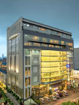 Amos Cozy Hotel & Convention Hall - South Jakarta - Building