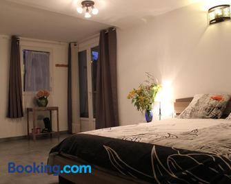 Les Jasmins - Collioure - Slaapkamer