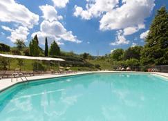 Villa Ambra - Montepulciano - Uima-allas
