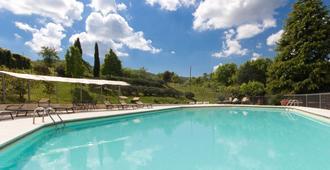 Villa Ambra - Montepulciano - Pool