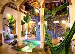 Casa Verde Hotel - Santa Marta - Pool