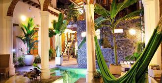 Casa Verde Hotel - Santa Marta - Bể bơi