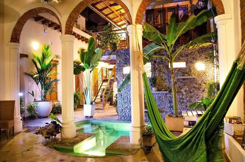Casa Verde Hotel - Santa Marta - Πισίνα