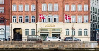 Copenhagen Strand - Kööpenhamina - Rakennus