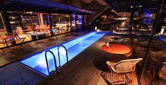 Off Paris Seine - Paris - Pool