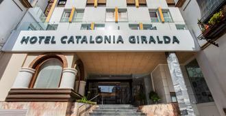 Catalonia Giralda - Sevilla - Gebäude