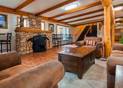 Best Western Valdez Harbor Inn - Valdez - Living room