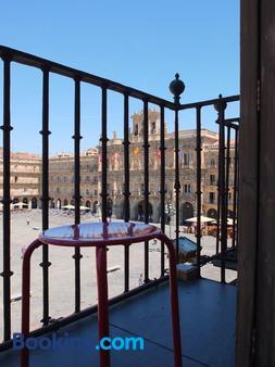Los Angeles Plaza - Salamanca - Balcony